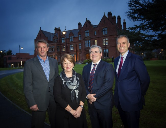 First Trust Bank - Corporate Leadership Programme - Belfast - Northern Ireland