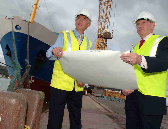 Warrenpoint RoRo, Deep Water Project - 20 Sept - 1