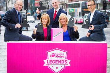 Metro Legends Launch 1 - embedded