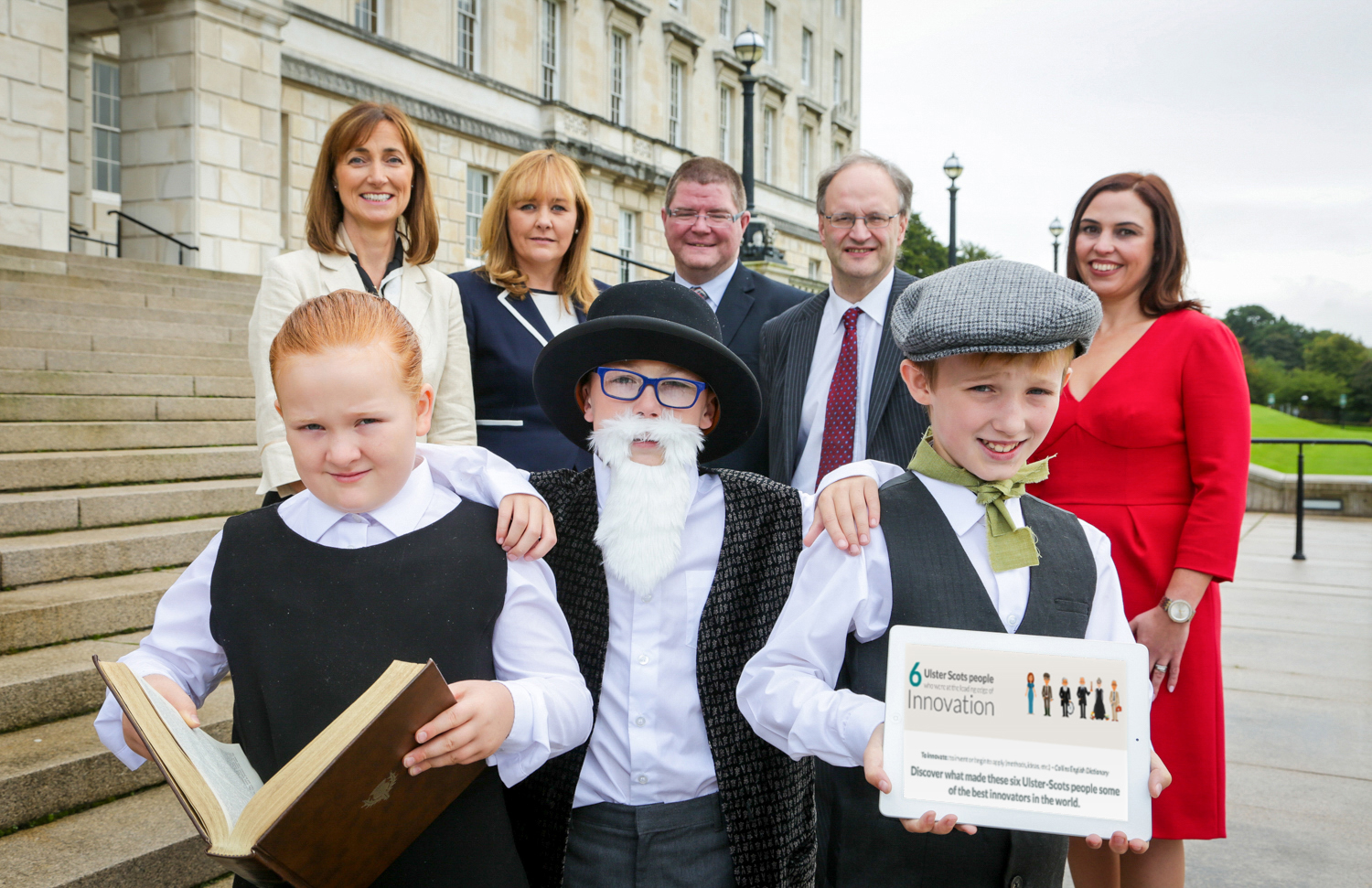 Our Innovators, STEM, Ulster Scots