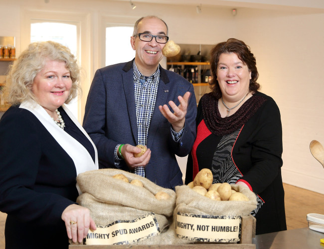Call for entries - The 2016 Mighty Spud Awards