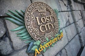 Lost City Adventure Golf