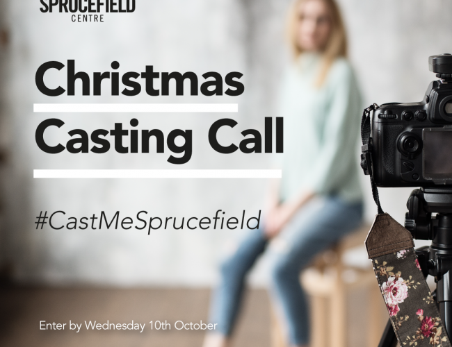 1609 - Sprucefield - Christmas Cast Me Campaign - Instagram Stories_Instagram Grid